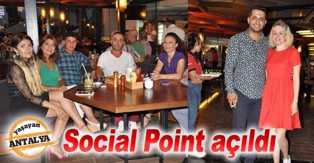 Social Point açıldı