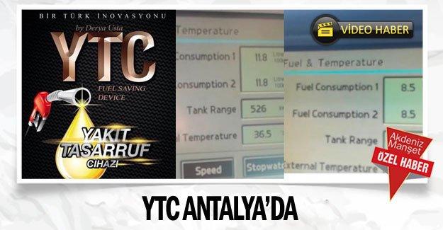 YTC Antalya'da