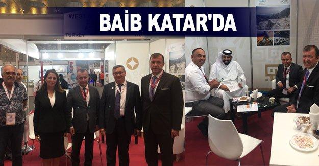 BAİB Katar'da