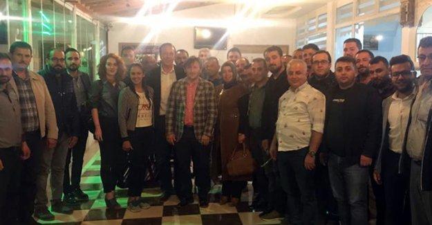 Belediyespor yönetimi toplandı