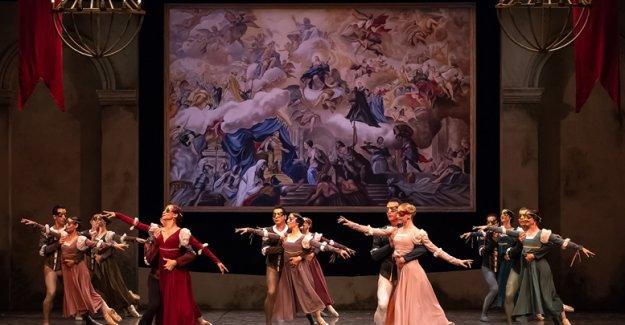 'Romeo ve Juliet' Antalya DOB'da