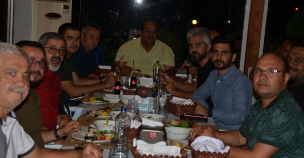 Serikspor'da moral yemeği