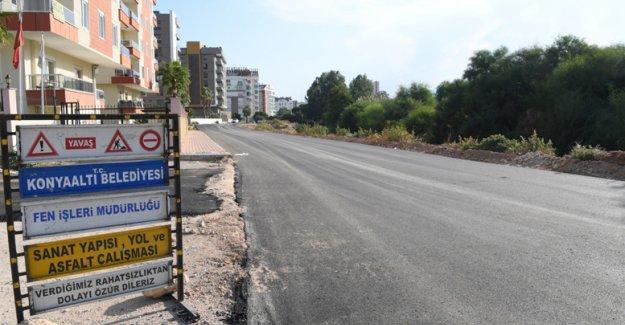 Siteler'e yeni sokak