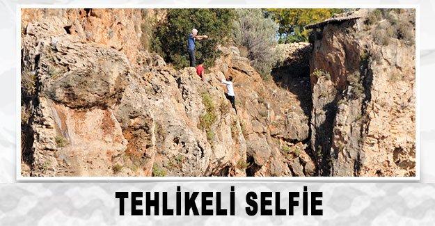 Tehlikeli selfie