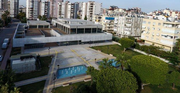 Türkan Şoray Kültür Merkezi açılıyor