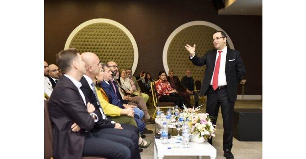 Antalya OSB iş dünyasını buluşturdu