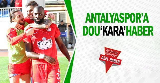 Antalyaspor'a Dou'kara'haber