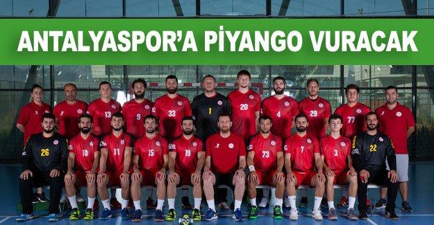 Antalyaspor'a piyango vuracak