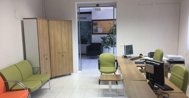 Kalkan'da ASAT veznesi açıldı