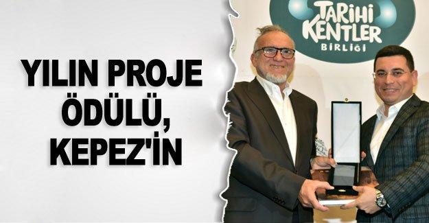 Yılın Proje Ödülü, Kepez'in