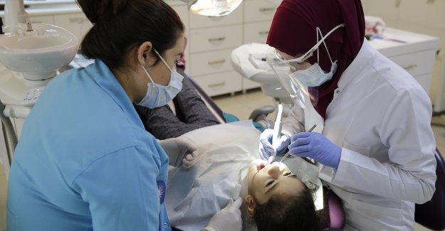 109 bin çocuğa  ücretsiz diş tedavisi