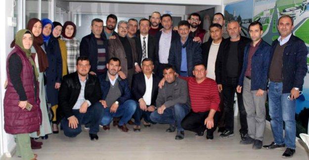 AK Parti Kumluca'da yeni yönetim oluşturulacak