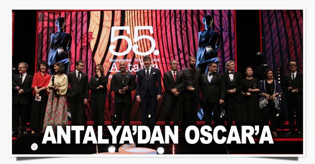 Antalya'dan Oscar'a