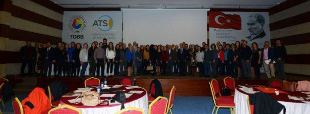 ATSO'da çalıştay