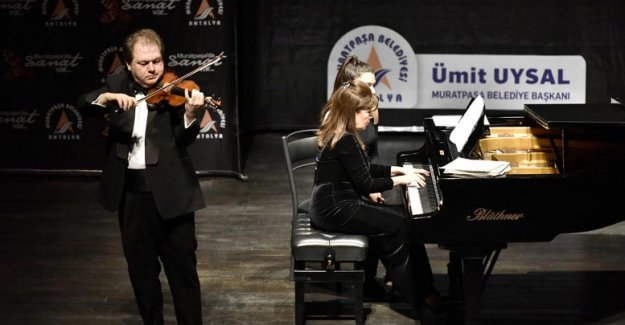 Muratpaşa'da konser serisi sürüyor