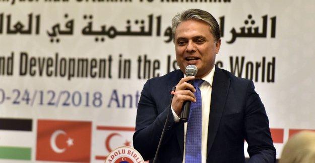 TASCA Forumu'nun konuğu Başkan Uysal