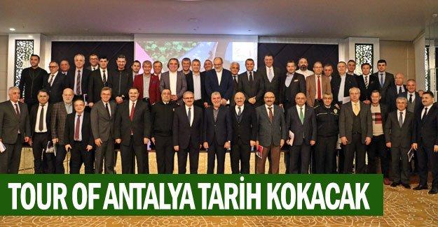 TOUR OF ANTALYA TARİH KOKACAK