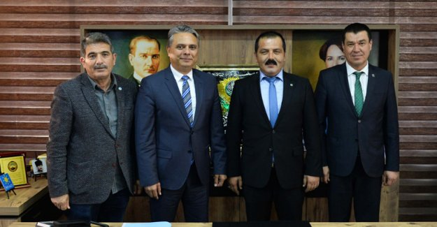Uysal'dan Aydın'a ziyaret