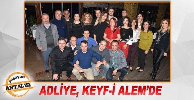 Adliye, Keyf-i Alem'de
