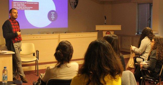 Barodan 'toplumsal cinsiyet' semineri