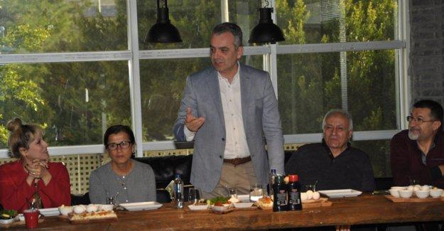 CHP'li Esen, mahalle temsilcileriyle buluştu