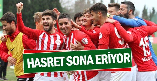 HASRET SONA ERİYOR