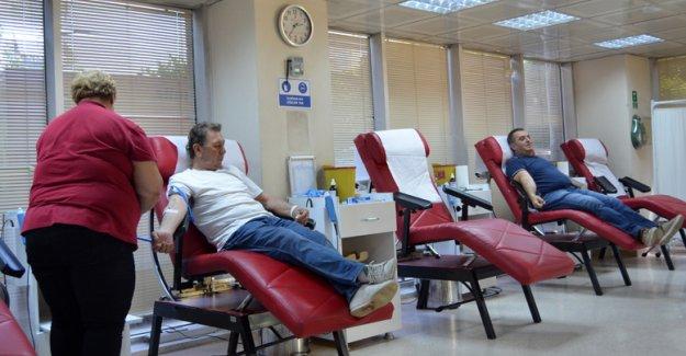 Kan bağışında 2018 hedefi yakalandı
