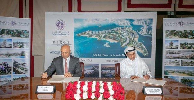 Rixos Hotels'den  Katar'da yeni proje