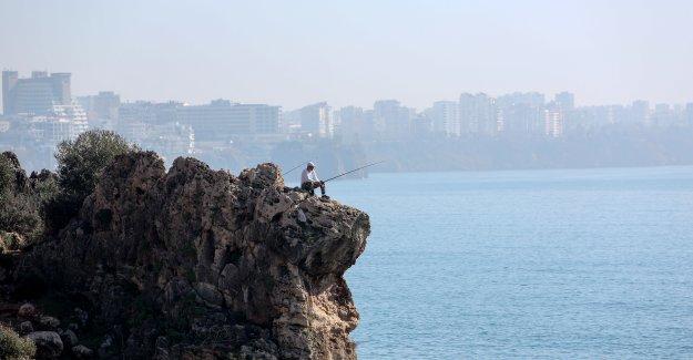 40 metreden balık avı
