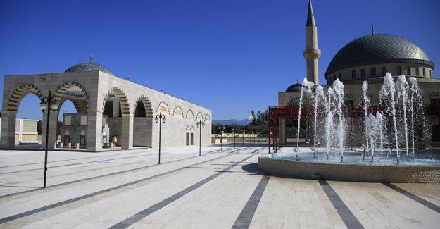 Antalya'ya uzun yıllar hizmet edecek tesisler