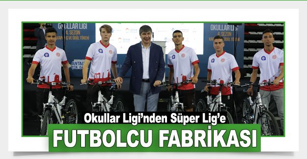 FUTBOLCU FABRİKASI