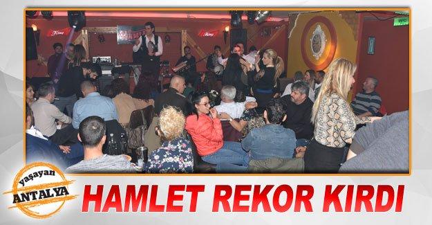 Hamlet rekor kırdı