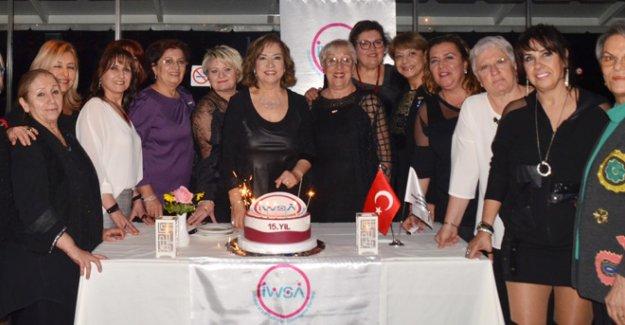 IWSA Antalya 15 yaşında