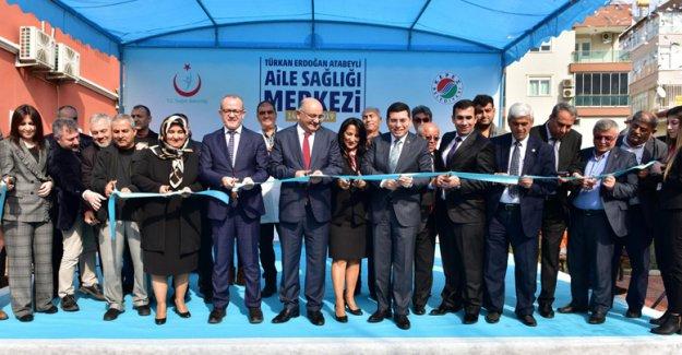 Kepez'e yeni sağlık merkezi