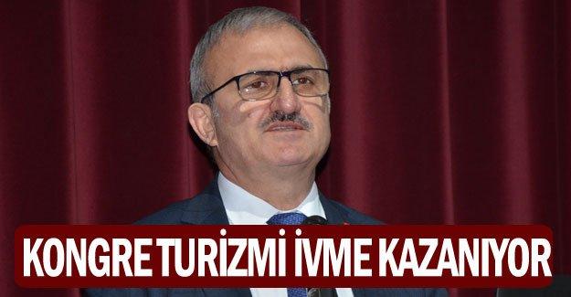 KONGRE TURİZMİ İVME KAZANIYOR