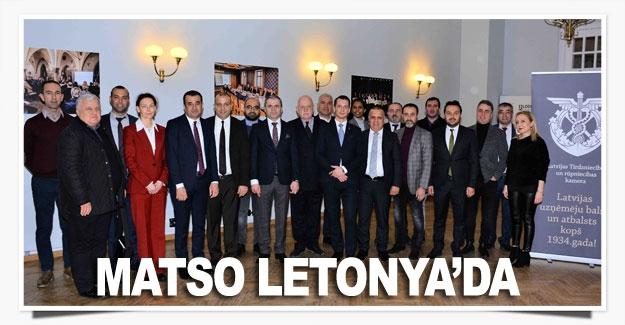 MATSO Letonya'da