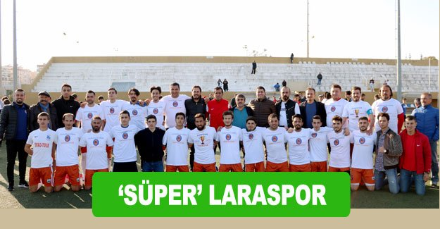 'Süper' Laraspor