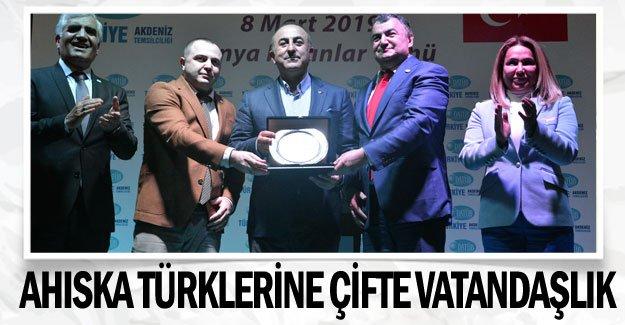 Ahıska Türklerine çifte vatandaşlık