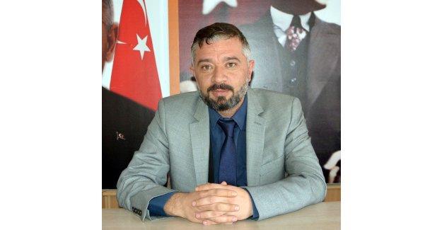 AK Parti Korkuteli  İlçe Başkanı istifa etti