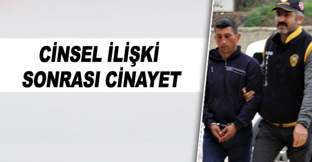 Cinsel ilişki sonrası cinayet