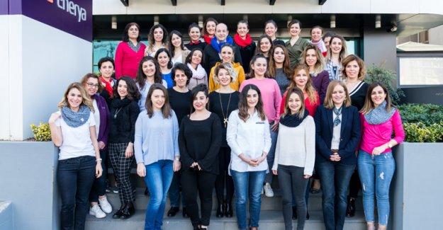 Enerya'dan  kadınlara destek