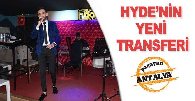 Hyde'nin yeni transferi