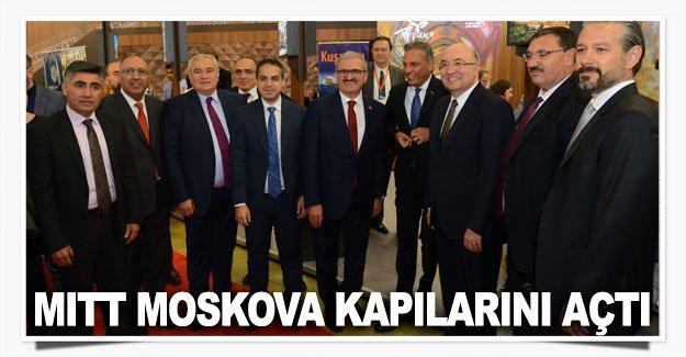 MITT Moskova kapılarını açtı