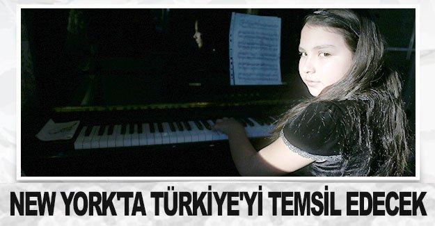 New York'ta Türkiye'yi temsil edecek