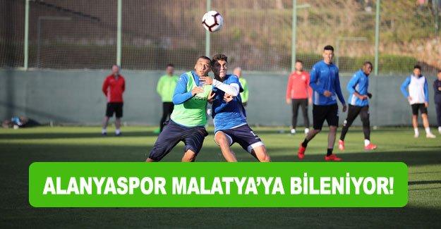Alanyaspor Malatya'ya bileniyor!