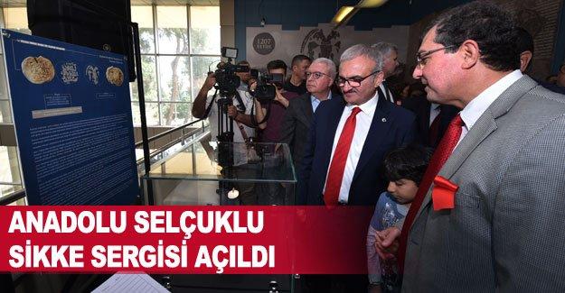 Anadolu Selçuklu Sikke Sergisi açıldı