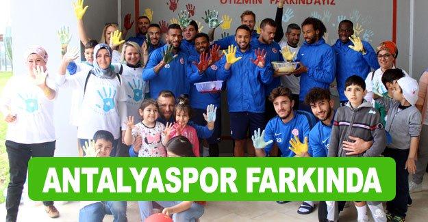 Antalyaspor farkında