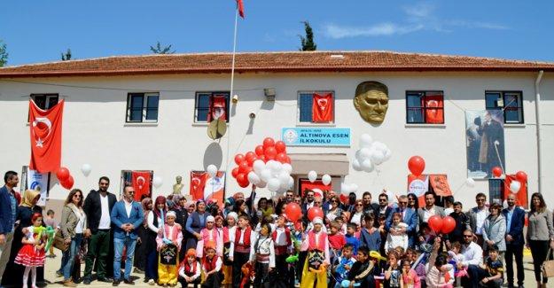 ANTİAD  23 Nisan'ı okulda kutladı