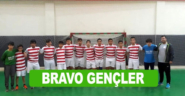 Bravo gençler