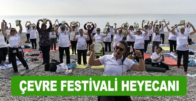 Çevre Festivali heyecanı